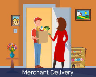 SOCYTEA assists you in ordering stuff from nearby merchants